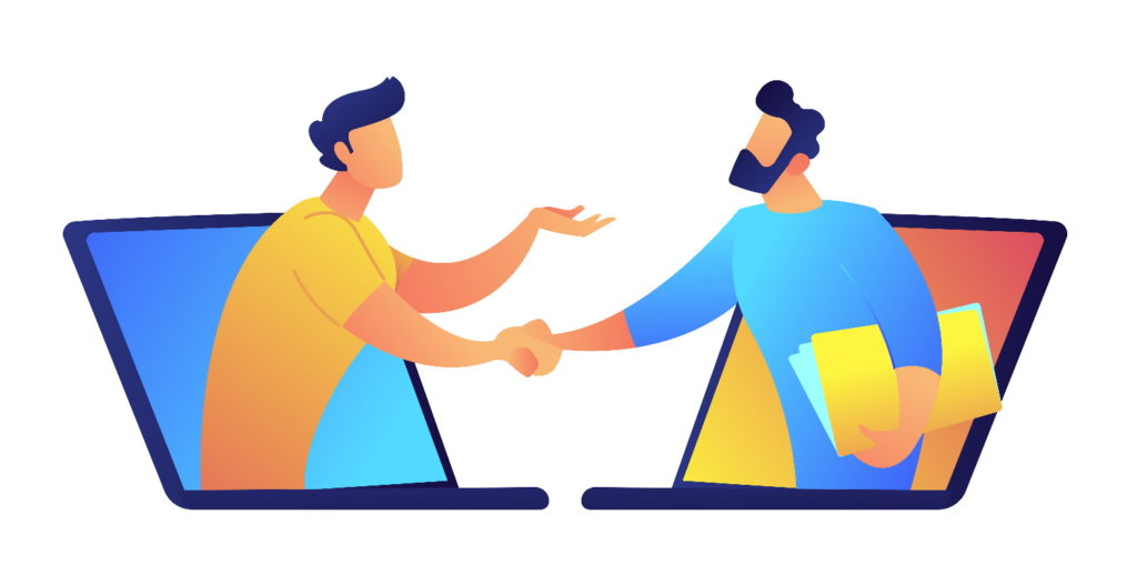 Agreement reached in virtual meeting - In 2020 more business will be done remotely
